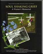 Soul Shaking Grief, A Victim's Memorial - Volume 1